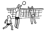 Deaf Volleyball Tournament