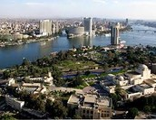 This is Cairo, Egypt.