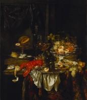 """""""Banquet Still Life"""""""