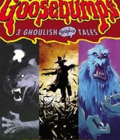 Goosebumps Graphics by RL Stine