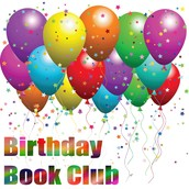 CRES Birthday Book Club: