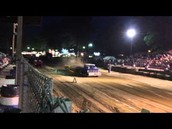 Truck and Tractor pulls at the fair