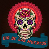 Mexican Day of the Dead                                            or Día de los Muertos