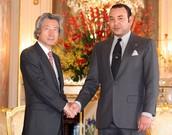 King Muhammad and Japan (Political)