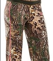 Under Armour ColdGear Infrared Scent Control EVO Hunting Pants for Ladies