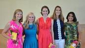 Leah Barrett Region Celebration!