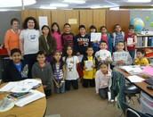 Dee 4th Graders Delve Into Utah's Habitats