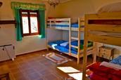 Dormitorios 4 camas