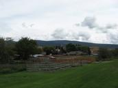 O'Keeffe ranch Modern