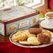 Biscuit Selection Tin