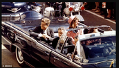 What car did JFK died in?