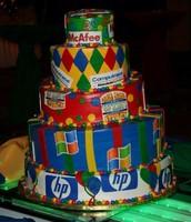 Software based cake