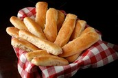 Bretts Breadsticks