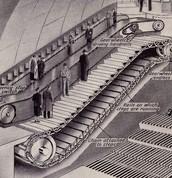 The Original Escalator's Evolution