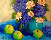 Fancy Florals Series!