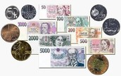 Czech Republic's currency