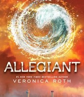 Winner of the Autographed Allegiant