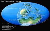 Early Carboniferous Oceans (356 mya)
