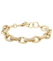 Christina Link Bracelet Gold - SOLD to CAREN?