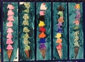 Junior Kindergarten Ice Cream Cone