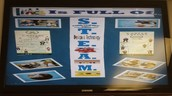 FACS on the front display!