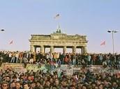Brandenburger Tor (Gate)  in Berlin