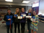 LaCreole Battle of the Books - Champs!