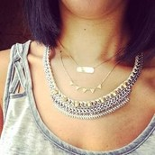 Cassady Collar Necklace
