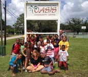 OASIS Center is Busy With Year Round Ministries