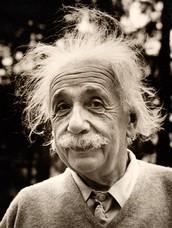 Einstein's work as theoretical physicist