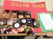 Joey- Solar Oven