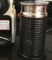 £20 Nespresso Frother
