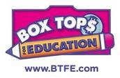 Box Tops . . . .