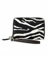 TECH WALLET ZEBRA £22.50