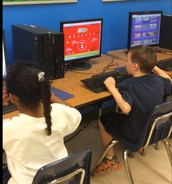 First Grade: Strategy Games