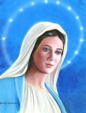 "Mary, ""the most excellent fruit of redemption"""