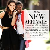 New Arrivals! Fall Collection is HERE!