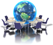 Digital Carrousel - Social Media and the Global Classroom
