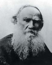 Count Leo Tolstoy (1828 - 1910)