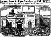 Burke's execution