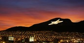 Born and raised in El Paso, Texas