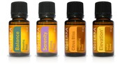 Essential Oil Mood Blends