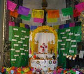 See the Mission's Altar