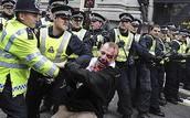 British Citizens attack
