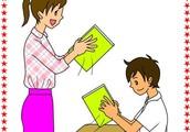 Fermons les livres et rangeons nos approvisionnements.