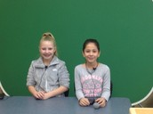 Our Junior News Anchors