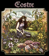 Eostre the Goddess of Spring and Fertility