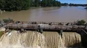The dam is breaking