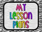 ELL Lesson Plans