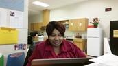 Ms. N. Davis, ParaProfessional PEC/Editor